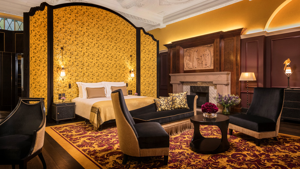 London's New L'oscar Hotel