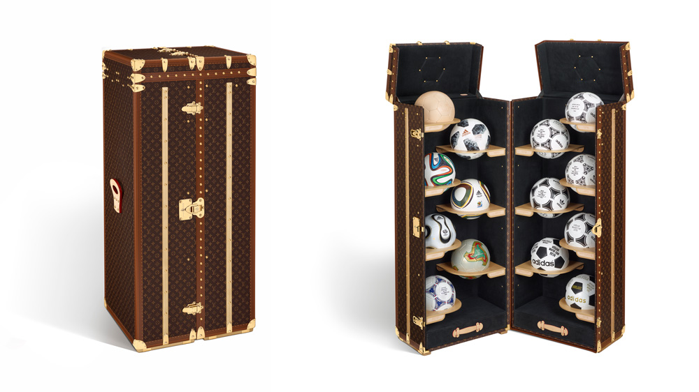 FIFA World Cup(TM) Official Match Ball Collection Trunk