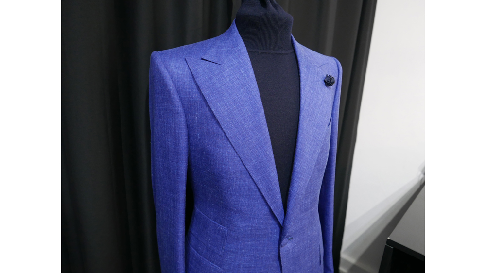Suit by Michael Browne