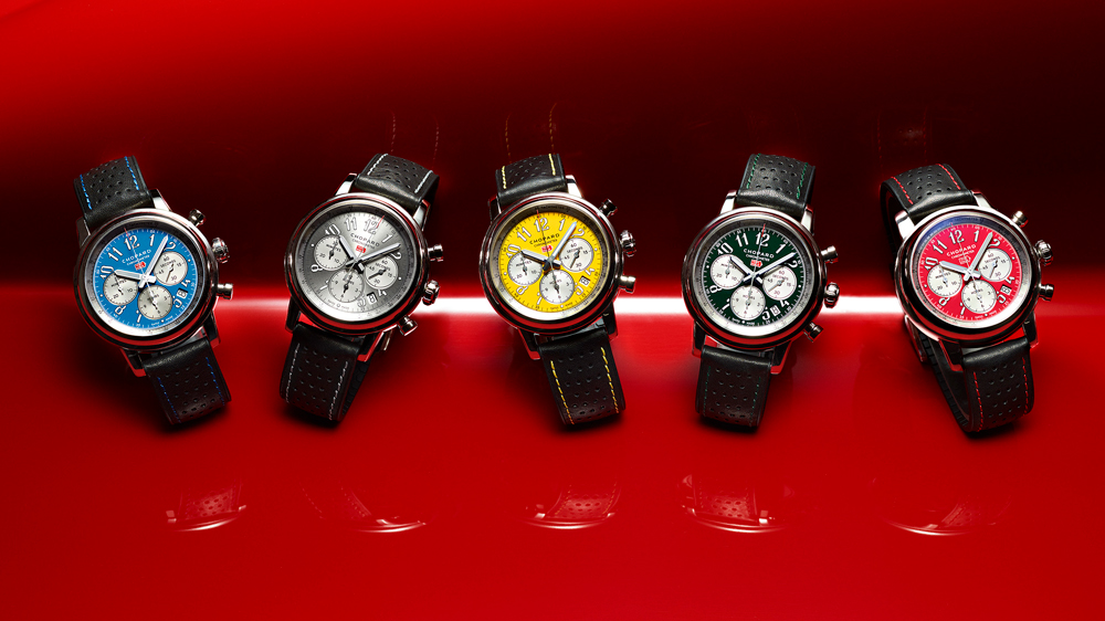 Mille Miglia Racing Colours