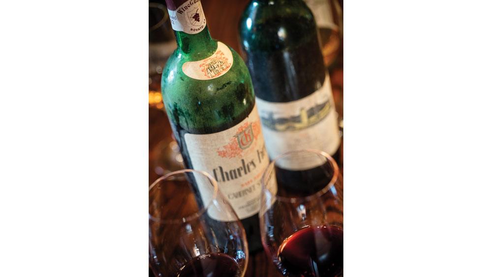 Mondavi wine