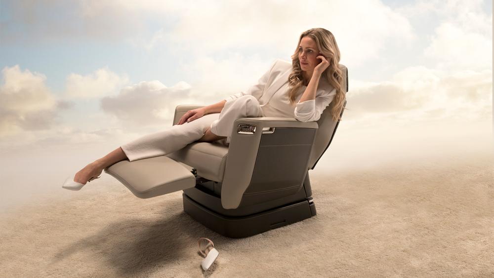 Bombardier Nuage Seats