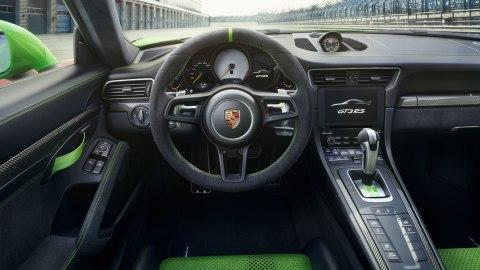 The 2019 Porsche 911 GT3 RS.
