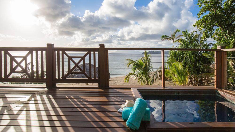 Paradise Beach Nevis's New Beach Houses
