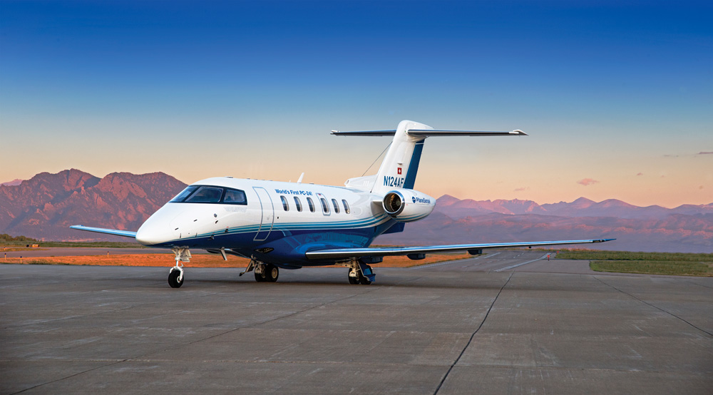 Robb Report Chooses the 5 Best of the Best Private Jets of the Year – Robb  Report