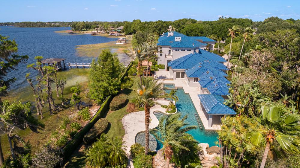 Shaq mansion Giffin Court