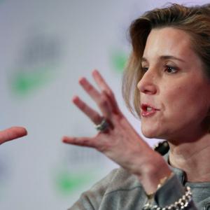Sallie Krawcheck focuses on investment through the gender lens.