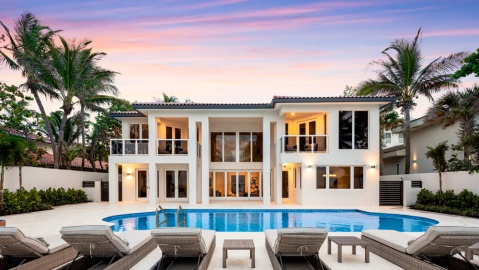 Florida mansion owned by Sammy Sosa