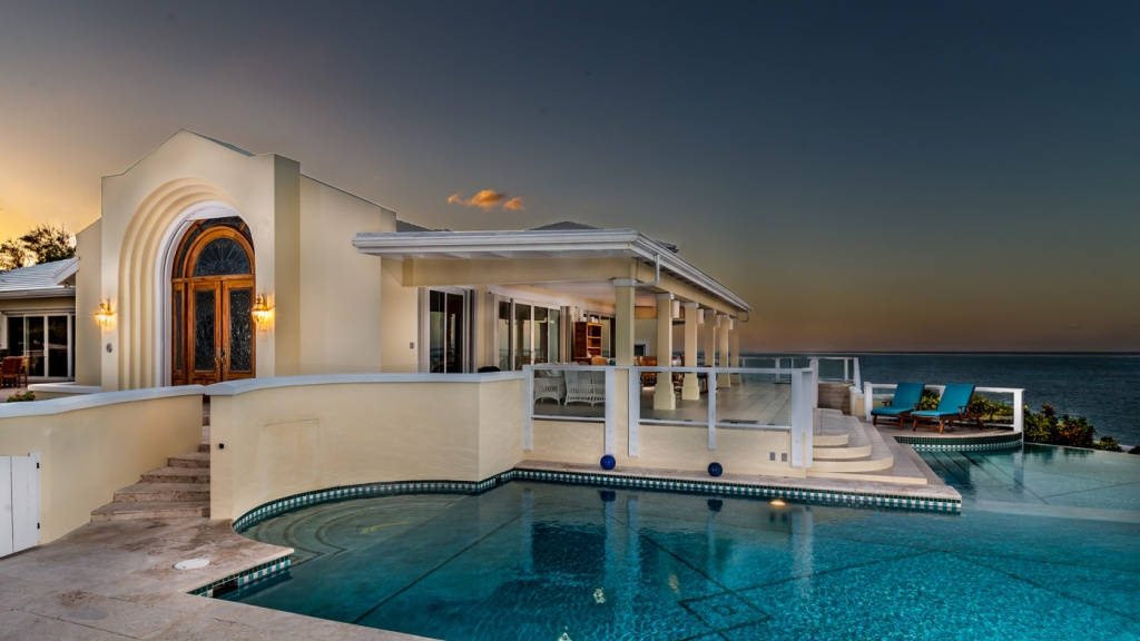 Stargazer Villa on Turks and Caicos