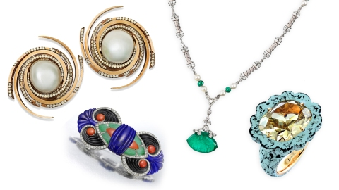 Must-See Jewelry at TEFAF New York