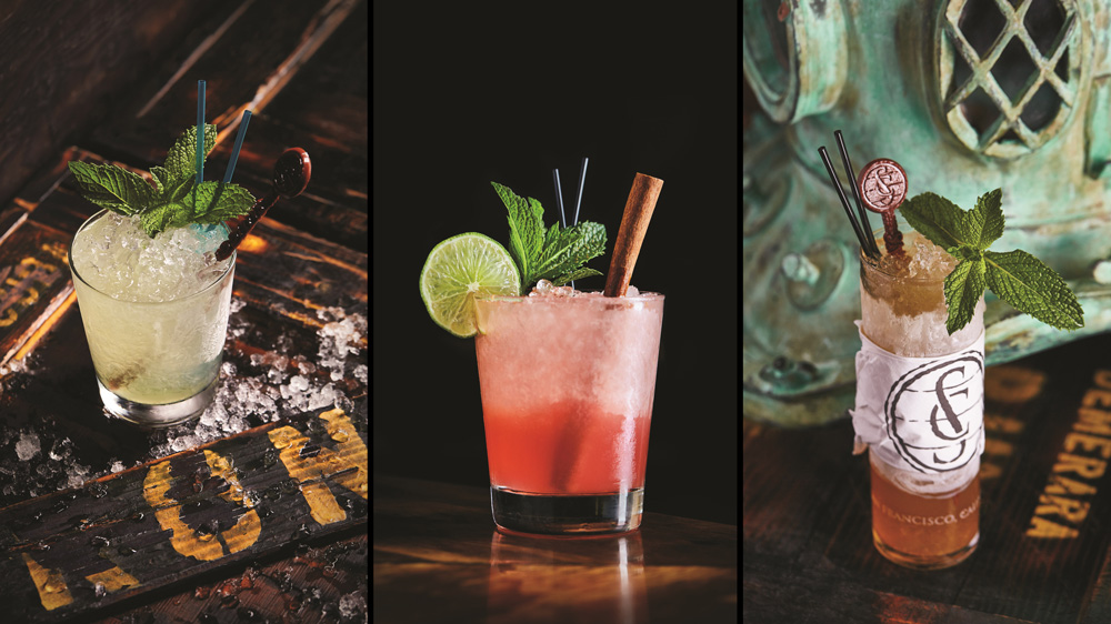 Modern tiki cocktails are back and better than ever.