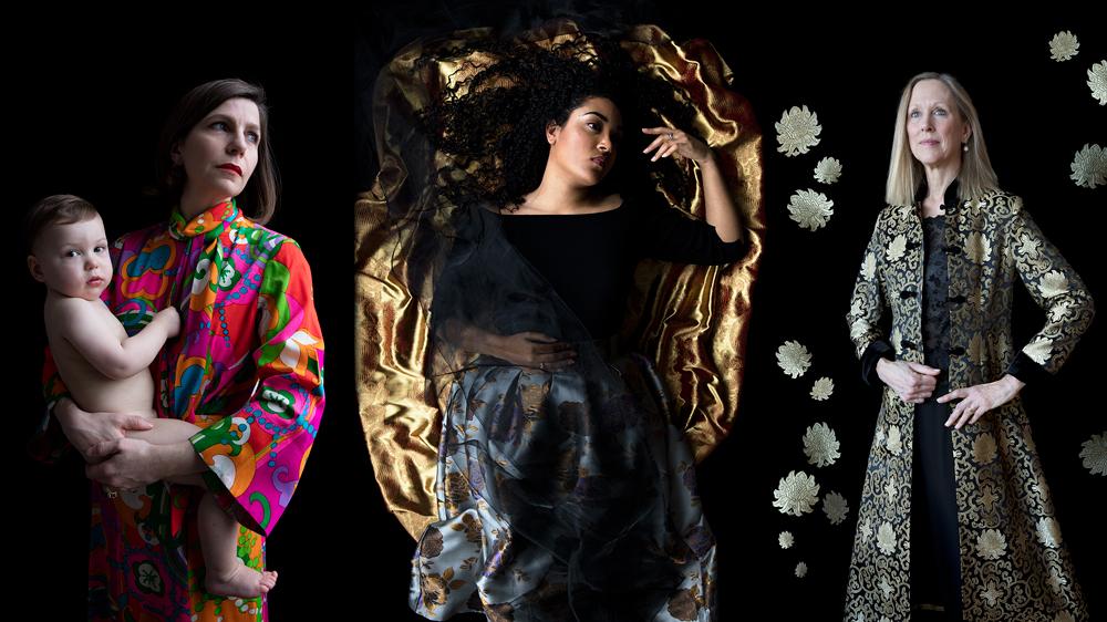 Portraits by Carla van de Puttelaar.