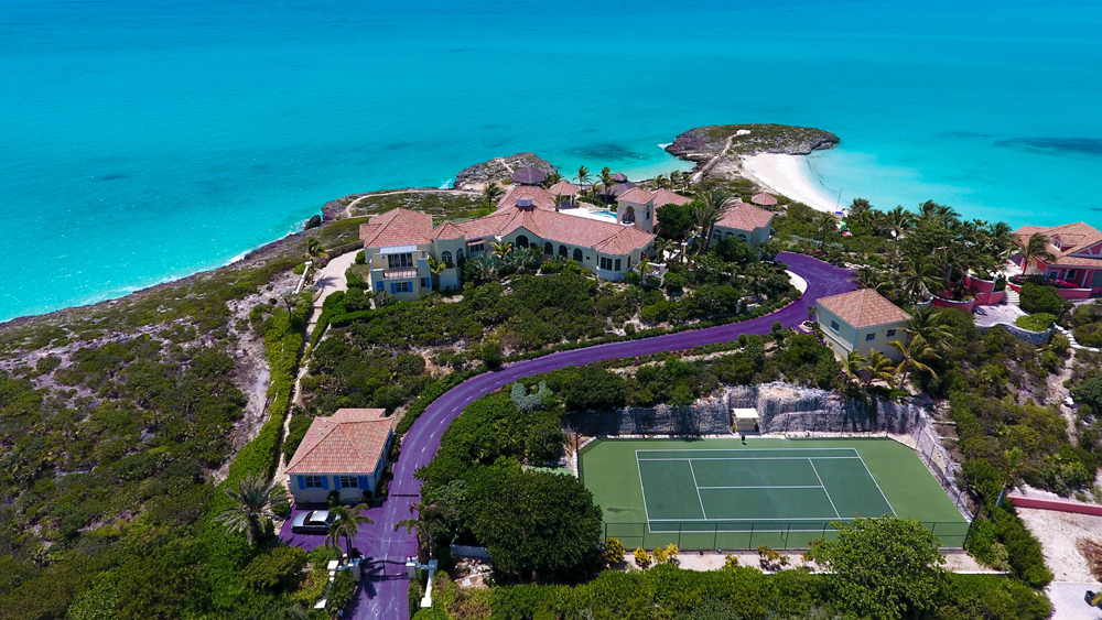 Prince's Beachfront Estate