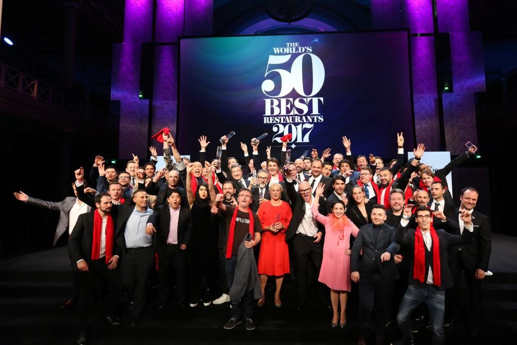 World 50 Best Restaurants