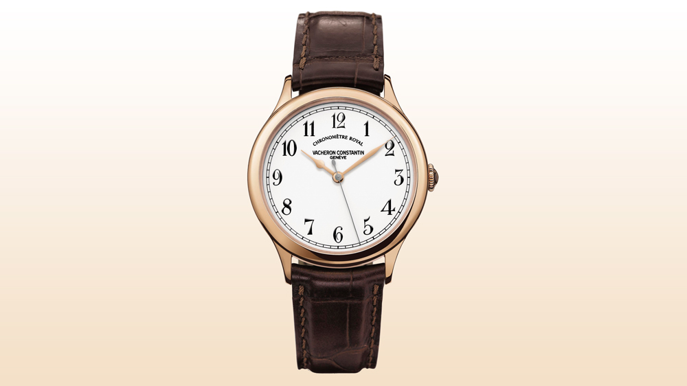 Vacheron Constantin Chronometre Royal watch