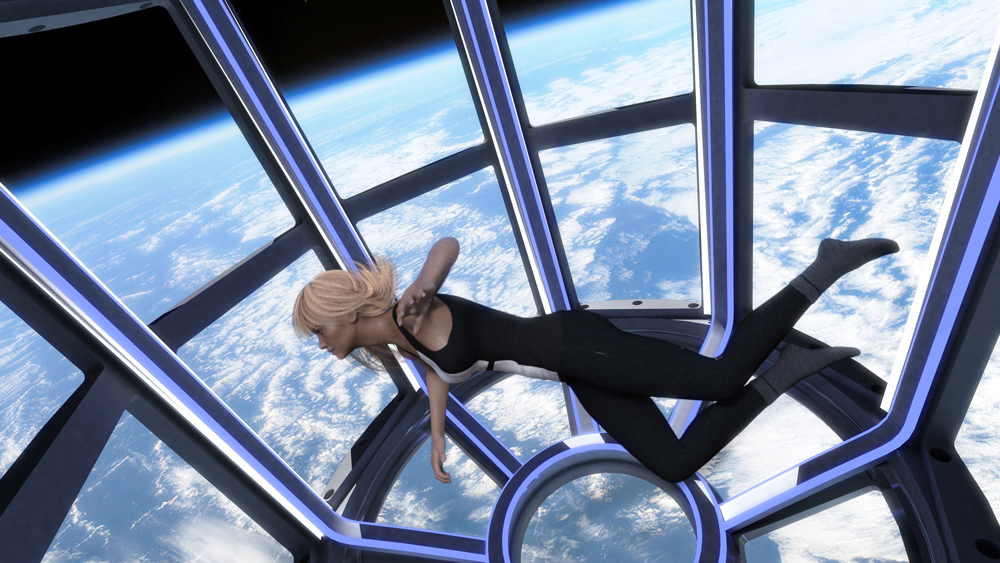 Axiom Space Hotel