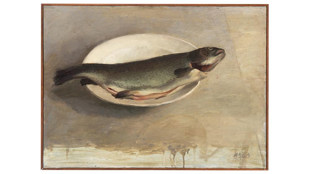 Vija Celmins fish