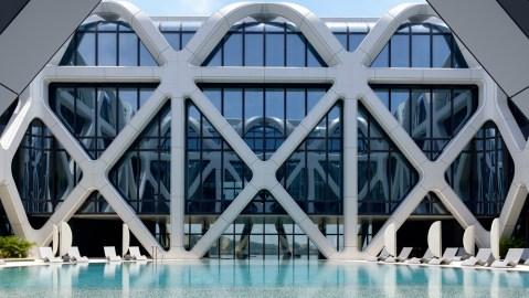 Zaha Hadid Morpheus Hotel