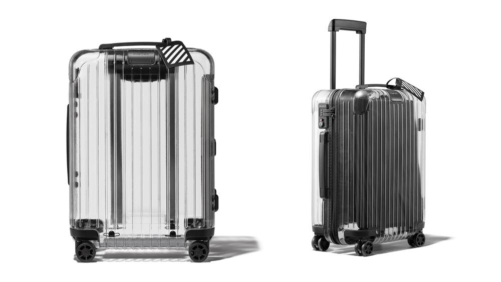 Rimowa Redesign suitcase
