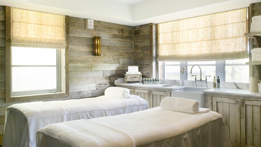 Cowshed Spa at Soho Beach House