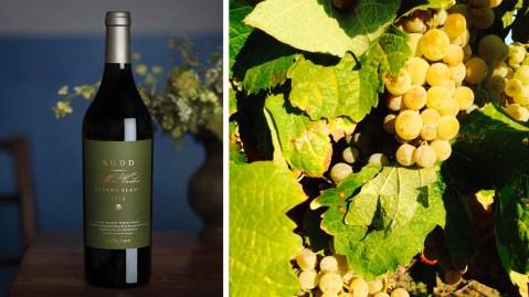 Rudd Sémillon Wine