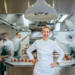 Chef Clare Smyth
