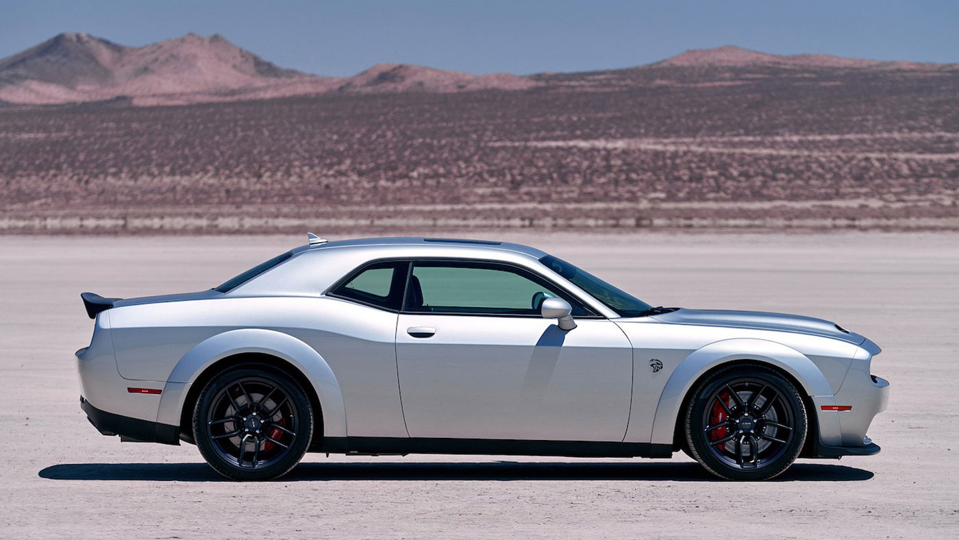 Robb Report Looks At The Forthcoming Dodge Challenger Hellcat Redeye Robb Report