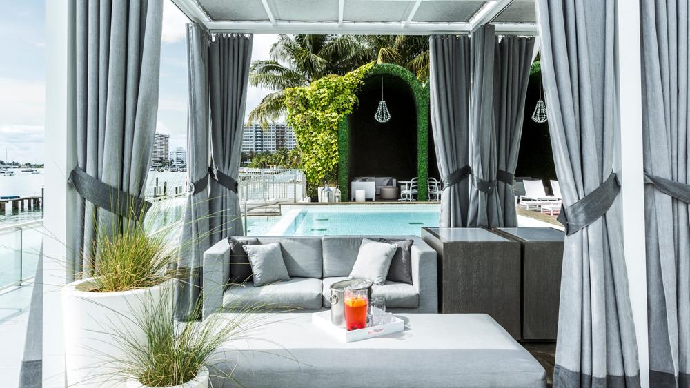 GUYandGIRL Spa at Mondrian South Beach