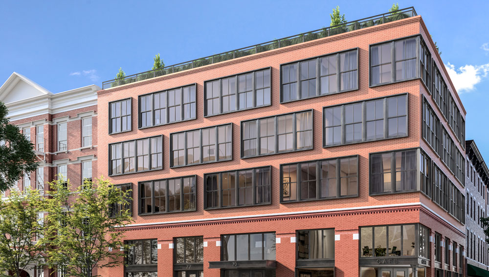 70 Henry in Brooklyn Heights, New York