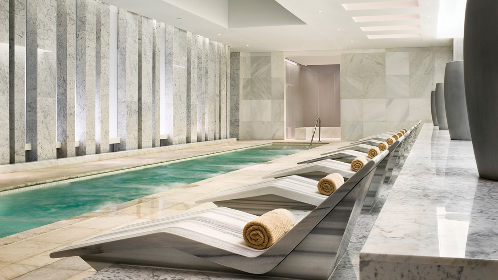 Lapis Spa at the Fontainebleau Miami Beach