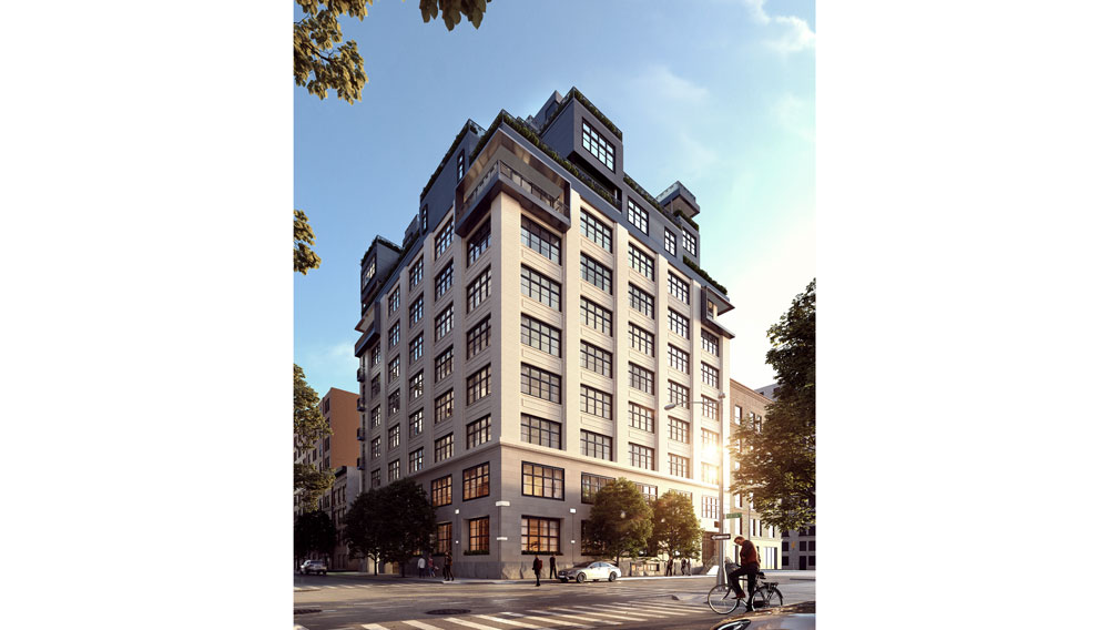 90 Morton Street in West Village, New York