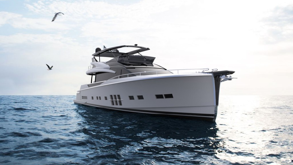 Adler Suprema X yacht Nuvolari-Lenard