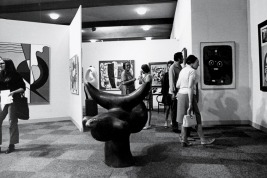Art Basel in 1970