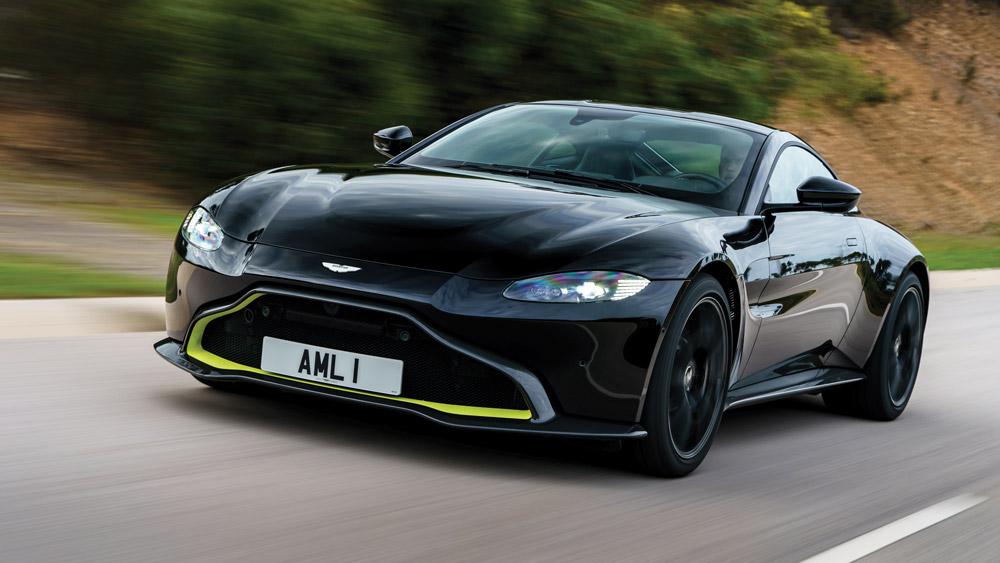 Aston Martin Vantage Robb Report