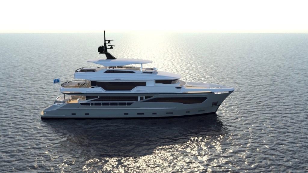 AvA Yachts 110 Kando Explorer Yacht