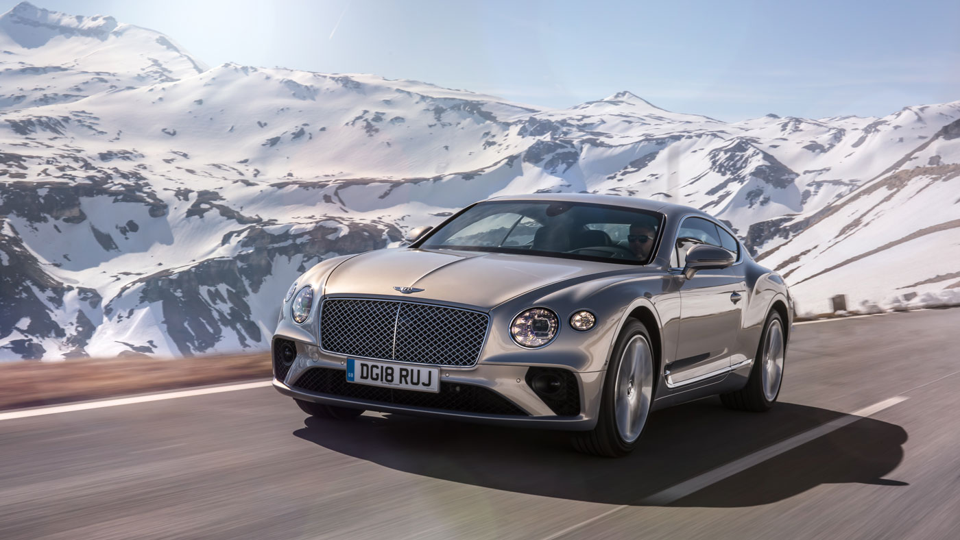 Robb Report Test Drives Bentley S New Redesigned Continental Gt Robb Report