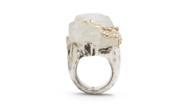 Bibi van der Velden ring