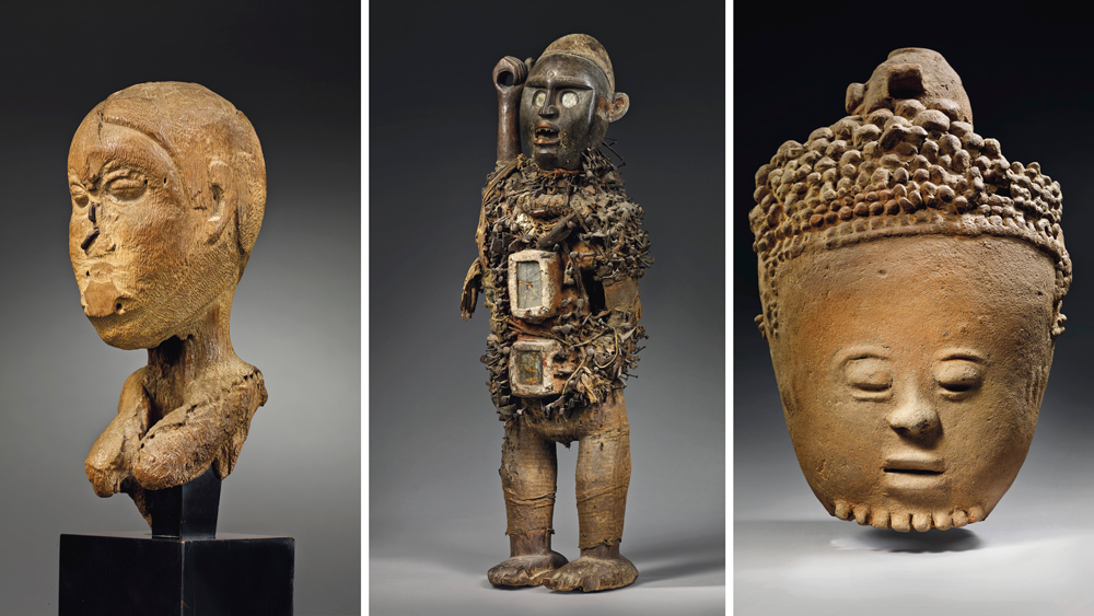 African Art at Christie's Paris