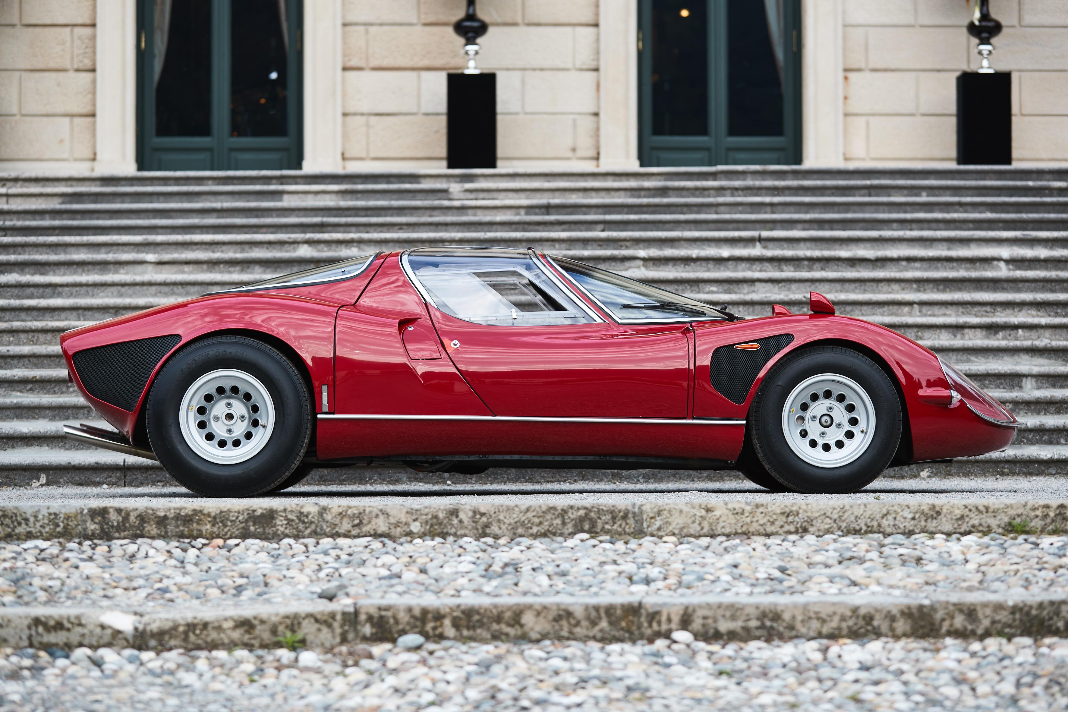 1968 Alfa Romeo 33 2 Stradale Robb Report