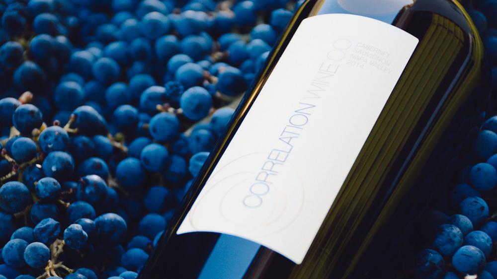 Correlation Wine cabernet