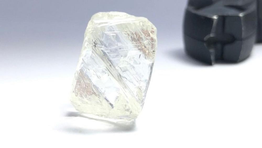 De Beers 95 Carat Diamond