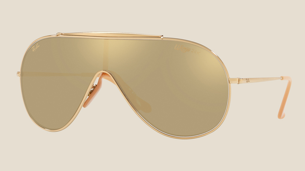 Ray-Ban Golden Wings sunglasses