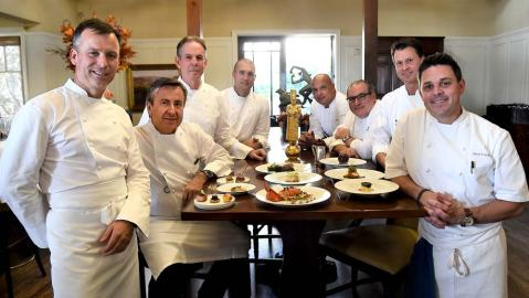 Robb Report Culinary Masters 2017