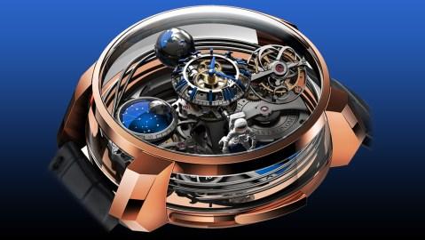 Jacob & Co. Astronomia Maestro watch