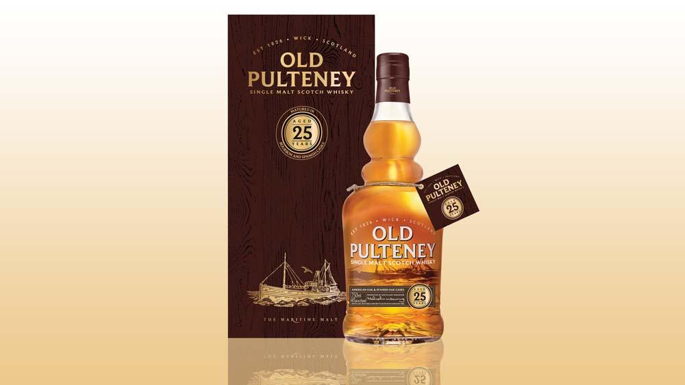 Old Pulteney Scotch Whisky