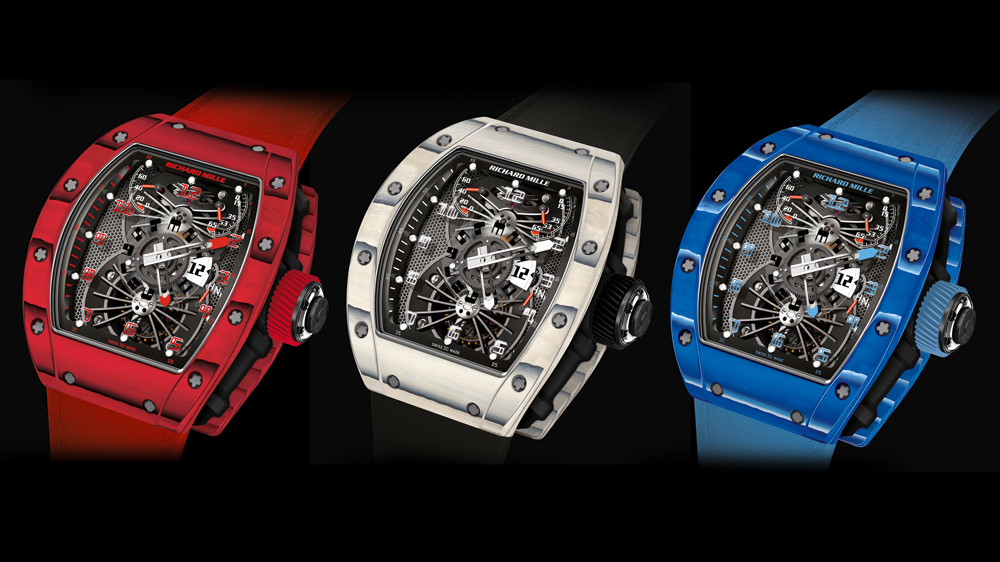 Richard Mille RM 022 watches