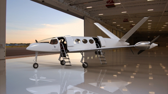 Eviation Alice all-electric business jet