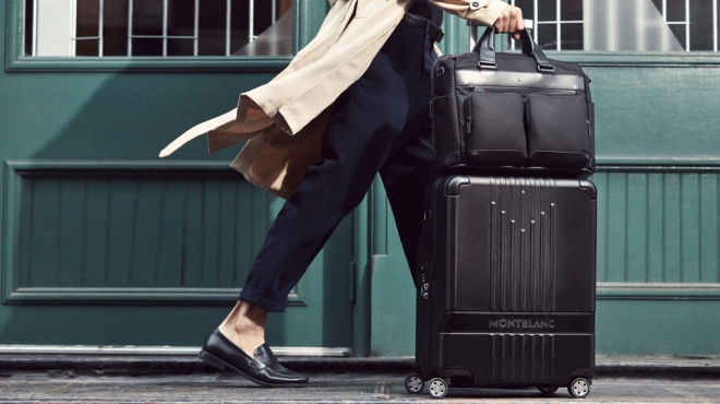 Luxury Luggage to Take on Your Next Summer Vacation