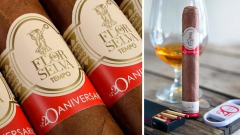 Flor de-Selva No. 20 cigars