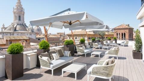 Pantheon Iconic Rome Hotel